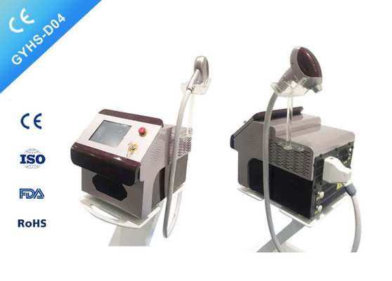 12 * 24mm Spot Size Laser Hair Treatment Machine With One Pulse Repetitions